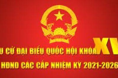 Tổng hợp văn bản hướng dẫn bầu cử đại biểu Quốc hội, đại biểu HĐND các cấp nhiệm kỳ 2021-2026